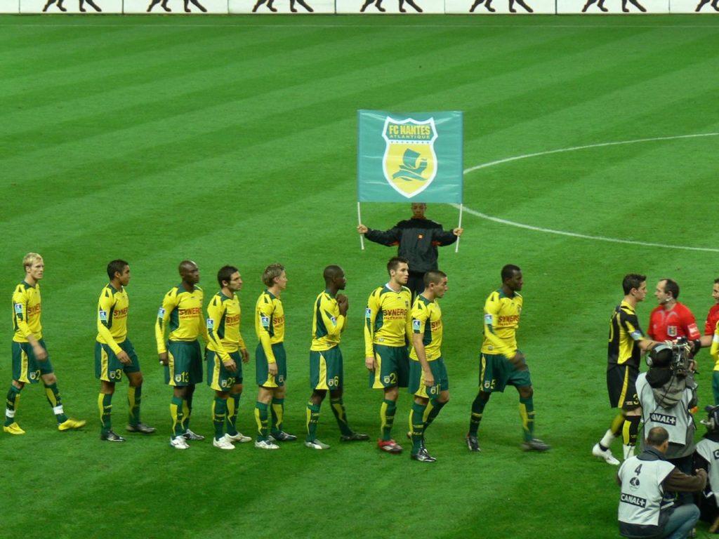 FC Nantes, équipe de 2006