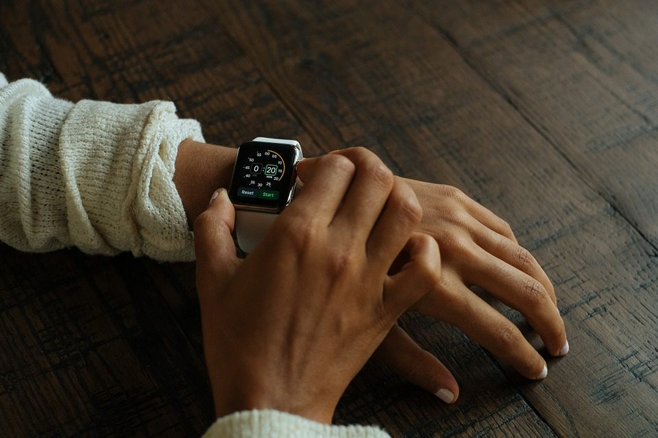 La Steel HR Sport, une montre connectée haut de gamme signée Withings