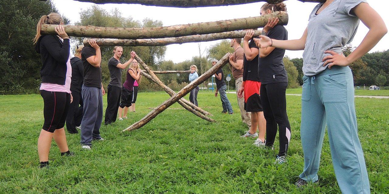 Le bootcamp : un entrainement sportif !