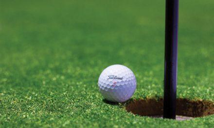 Apprendre le golf chez soi