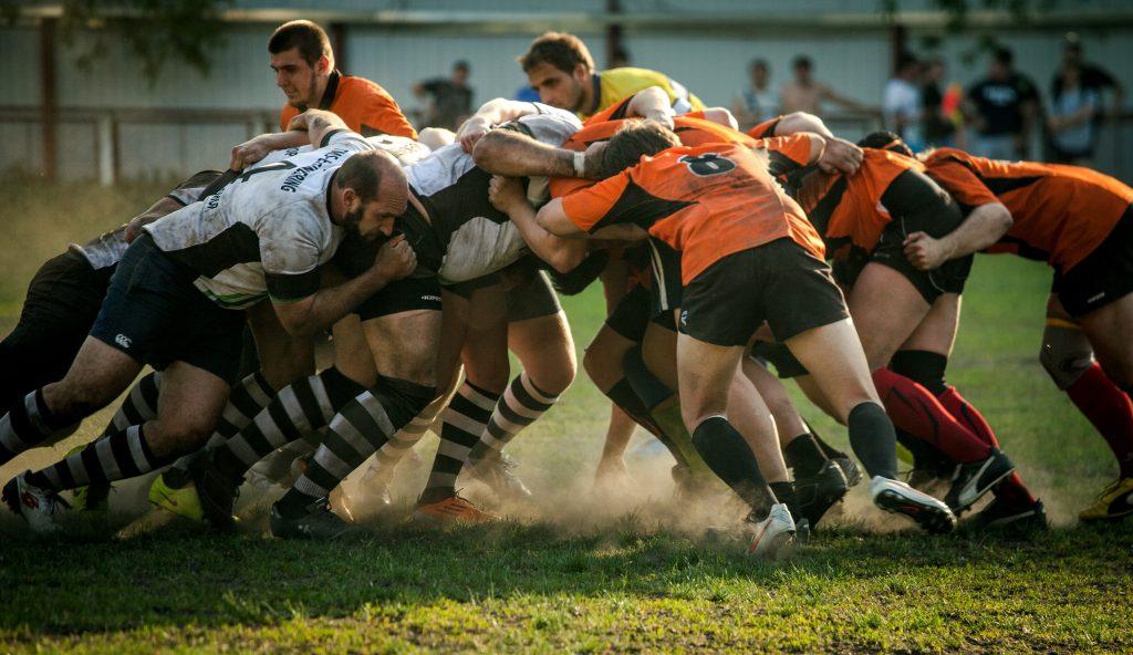 parier pour un match de rugby