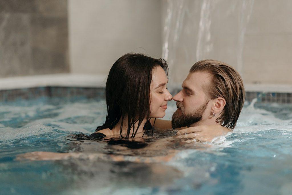 spa hotel piscine douarnenez